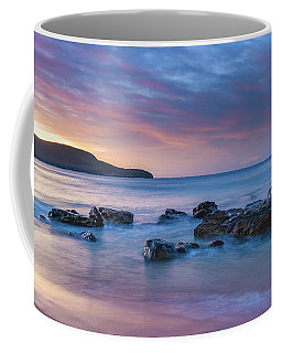 Luminescent Sunrise Seascape Coffee Mug