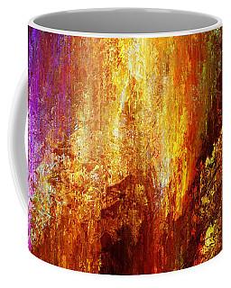 Luminous - Abstract Art Coffee Mug