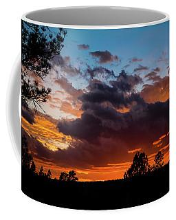 Coffee Mug featuring the photograph Luminous Dessert by Jason Coward