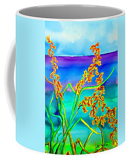 Luminous Oats Coffee Mug by Lil Taylor