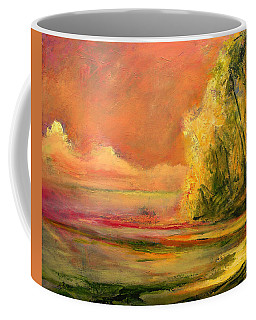 Luminous Sunset 2-16-06 Julianne Felton Coffee Mug