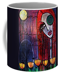 Luna Our Love Muertos Coffee Mug
