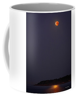 Lunar Eclipse - January 2018 Coffee Mug