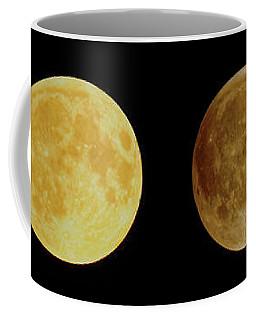 Lunar Eclipse Progression Coffee Mug