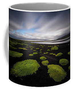 Lunar Moss Coffee Mug