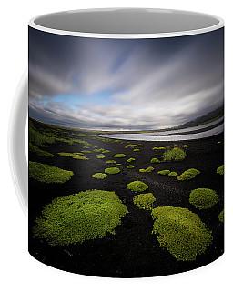 Lunar Moss Coffee Mug