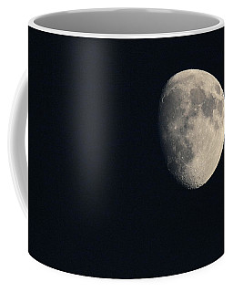 Coffee Mug featuring the photograph Lunar Surface by Angela Rath