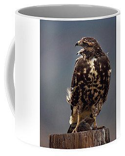 Lunch Bites Back Coffee Mug
