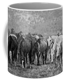 Coffee Mug featuring the photograph Lunch Break by Joan Davis