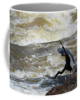 Lunch In The James River 6 Coffee Mug