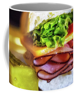 Lunch Is Served Coffee Mug
