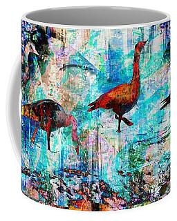 Lunch Line Coffee Mug