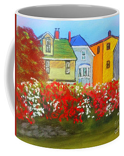 Lunenburg Roses Coffee Mug