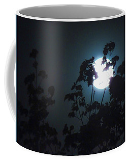 Luner Leaves Coffee Mug