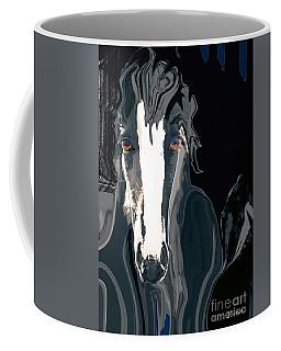 Lungta Windhorse No. 2-energy Coffee Mug