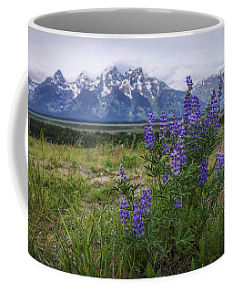 Lupine Beauty Coffee Mug