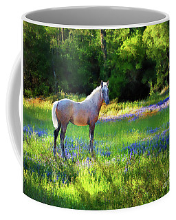 Lupine Delight Coffee Mug