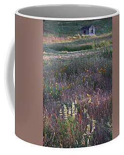 Coffee Mug featuring the photograph Lupine by Laurie Stewart