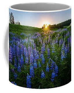 Lupine Meadow Coffee Mug