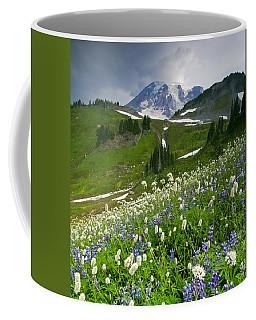 Lupine Storm Coffee Mug