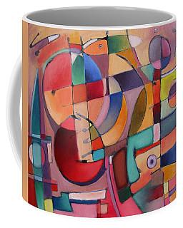 Lure Eye Expression Coffee Mug by Jason Williamson