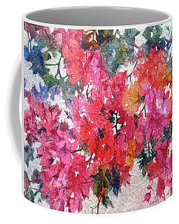 Luscious Bougainvillea Coffee Mug