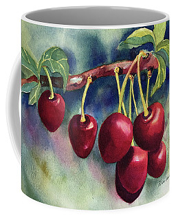 Luscious Cherries Coffee Mug