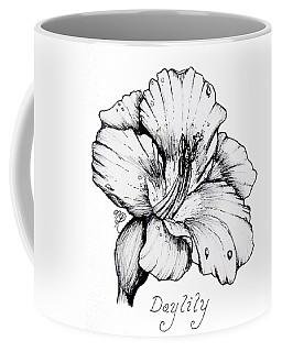 Luscious Daylily  Coffee Mug