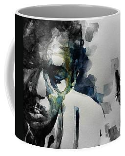 Lush Life  John Coltrane  Coffee Mug