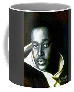 Luther Vandross - Singer  Coffee Mug