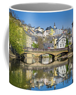 Luxembourg City Coffee Mug by JR Photography