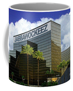 Luxor Las Vegas Tower Coffee Mug by Bob Pardue