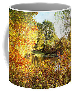 Luxurious Autumn Coffee Mug