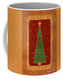 Luxurious Christmas Card Coffee Mug by Aimelle
