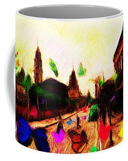 Luz Station Coffee Mug
