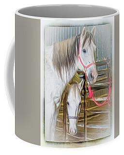 Lvha_ Digital Art Painting #1 Coffee Mug