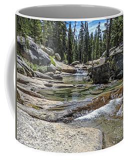 Lyell Fork Tuolomne River Yosemite National Park Coffee Mug