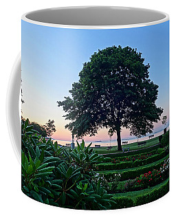 Lynch Park At Dawn Beverly Ma Coffee Mug