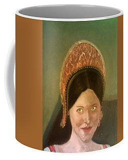Lynne Frederick As Queen Katherine Howard Coffee Mug