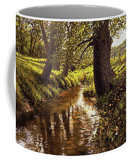 Lyon Valley Creek Coffee Mug