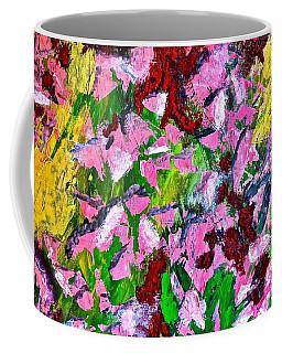 Lyrical Abstraction 201 Coffee Mug