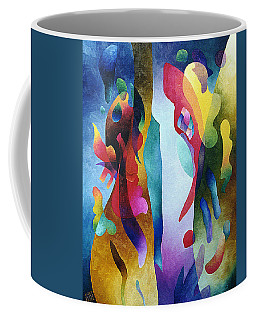 Lyrical Grouping Coffee Mug