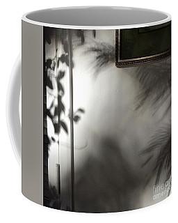 Coffee Mug featuring the photograph Lysiloma Shadows by Kim Nelson