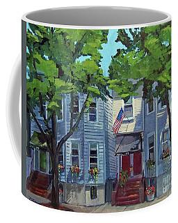 M St Afternoon Coffee Mug