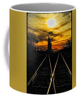 M Track Coffee Mug