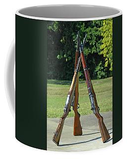 M1 Pyramid Coffee Mug