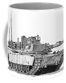 M1a1 A Company 3rd Platoon Coffee Mug