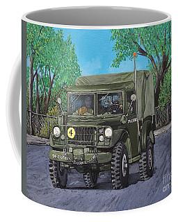 M37 Truck 3bam Coffee Mug