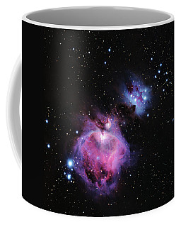 M42--the Great Nebula In Orion Coffee Mug