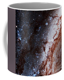 M51 Hubble Legacy Archive Coffee Mug